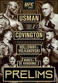 UFC 245: Usman vs. Covington - Prelims 2019