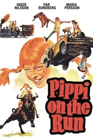 Poster Pippi on the Run 1970