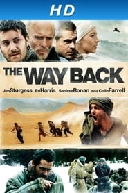 Poster The Way Back 2010