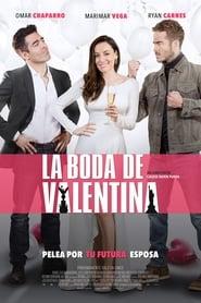 Poster La Boda de Valentina