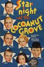 Star Night at the Cocoanut Grove 1934