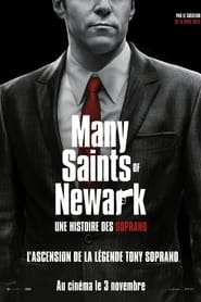 Many Saints Of Newark - Une histoire des Soprano