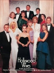 Poster Hollywood Wives 1985
