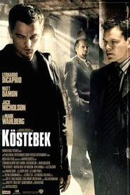 Köstebek – The Departed 2006 Türkçe Dublaj izle