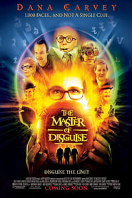 Poster for The Master of Disguise