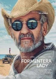 Poster Formentera Lady 2018