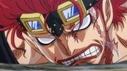 One Piece Season 21 Episode 946 : Stop the Emperor of the Sea! Queen's Secret Plan!