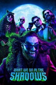Poster What We Do in the Shadows 2021