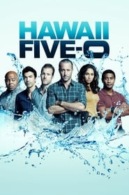 Poster Hawaii Five-0 - Season 9 Episode 15 : Ho'opio 'Ia E Ka Noho Ali'i A Ka Ua (Made Prisoner by the Reign of the Rain) 2020