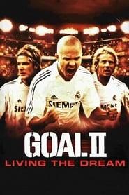 Poster Goal! II: Living the Dream 2007