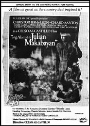 Watch Ang Alamat ni Julian Makabayan (1979)