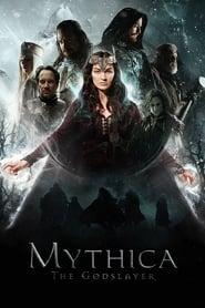 Poster Mythica: The Godslayer 2016
