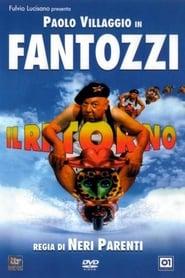 Poster Fantozzi The Return 1996