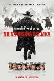 Nienawistna ósemka / The Hateful Eight (2015)