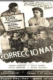 Watch Correccional (1952)
