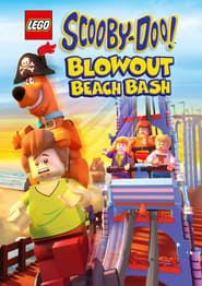Lego Scooby-Doo! Blowout Beach Bash (2017) Online Sa Prevodom