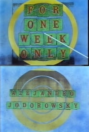 Jonathan Ross Presents for One Week Only: Alejandro Jodorowsky