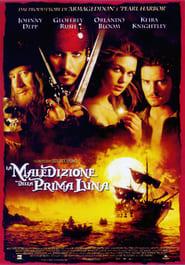 Pirates of the Caribbean: The Curse of the Black Pearl 2003 Poster