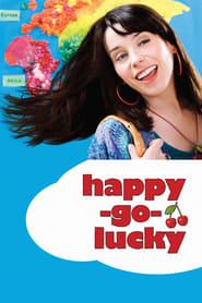 Poster Happy-Go-Lucky 2008