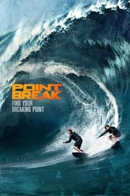 Poster for Point Break