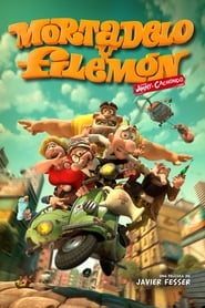 Mortadelo and Filemon: Mission Implausible (2014)