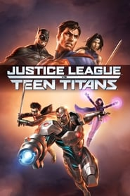 Poster for Justice League vs. Teen Titans