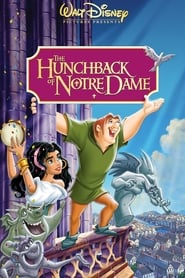 Poster for The Hunchback of Notre Dame