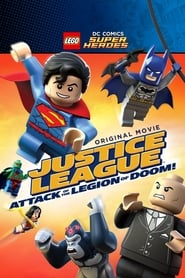 Image Lego DC Comics Super Heroes: Justice League Attack of the Legion of Doom! (2015)
