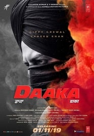 Daaka (2019) Punjabi DVDScr Full Movie Watch Online Free Download