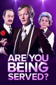 Poster Are You Being Served? 1985