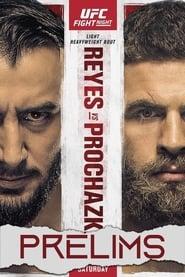 UFC on ESPN 23: Reyes vs. Prochazka – Prelims (2021)