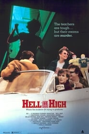 Poster Hell High 1989
