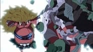 One Piece Season 10 Episode 371 : The Straw Hat Crew Gets Wiped Out! The Shadow-Shadow's Powers in Full Swing