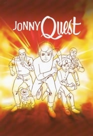 Poster The New Adventures of Jonny Quest 1987