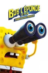 Poster Bob l'éponge, le film : Éponge en eaux troubles 2020