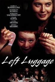 Poster for Left Luggage