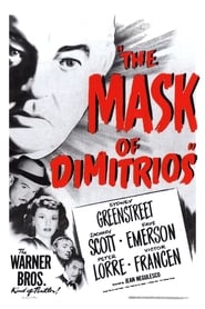 The Mask of Dimitrios 1944