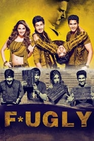 Fugly 2014 Hindi Movie WebRip 300mb 480p 1GB 720p 3GB 5GB 1080p