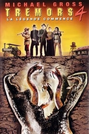 film Tremors 4 – La Légende Commence streaming