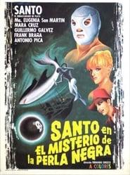 Santo en el misterio de la perla negra 1974