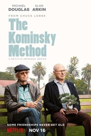serie La méthode Kominsky streaming
