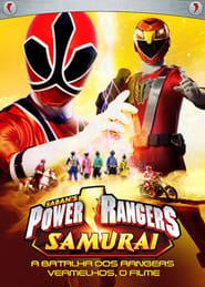 Power Rangers Samurai: A Batalha dos Rangers Vermelhos, O Filme