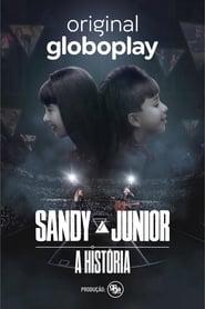 Poster Sandy & Junior: A História 1970