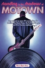 Poster for Standing in the Shadows of Motown