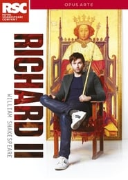 Poster Royal Shakespeare Company - Richard II 2013