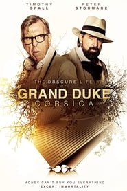 Poster The Obscure Life of the Grand Duke of Corsica 2020