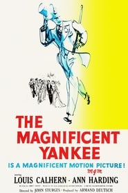 Poster The Magnificent Yankee 1950