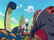 Naruto Shippūden Season 6 Episode 127 : Tales of a Gutsy Ninja ~Jiraiya Ninja Scroll ~ Part 1