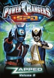 Power Rangers SPD: Zapped