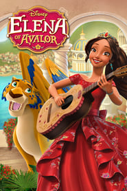 Poster Elena of Avalor - Season 3 2020